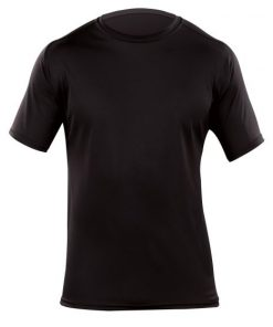 loose fit crew shirt